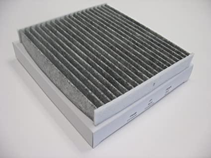 Amazon Com F1auto Fc25572c Flat Panel Carbon Cabin Air Filter
