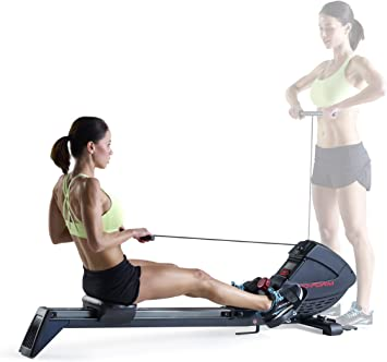 ProForm 440R Rower Full-Cardio Workout