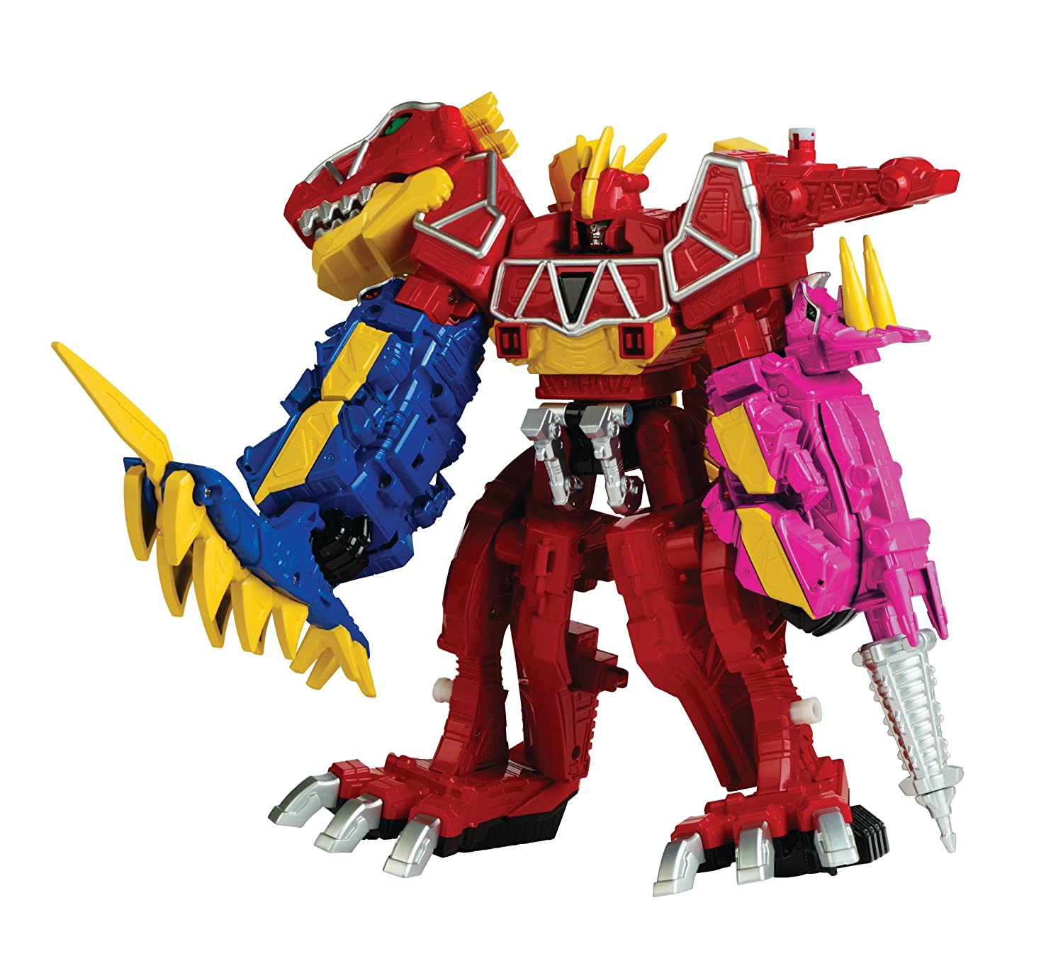 Power Rangers Dino Super Charge  Dino Charge Megazord Action Figure
