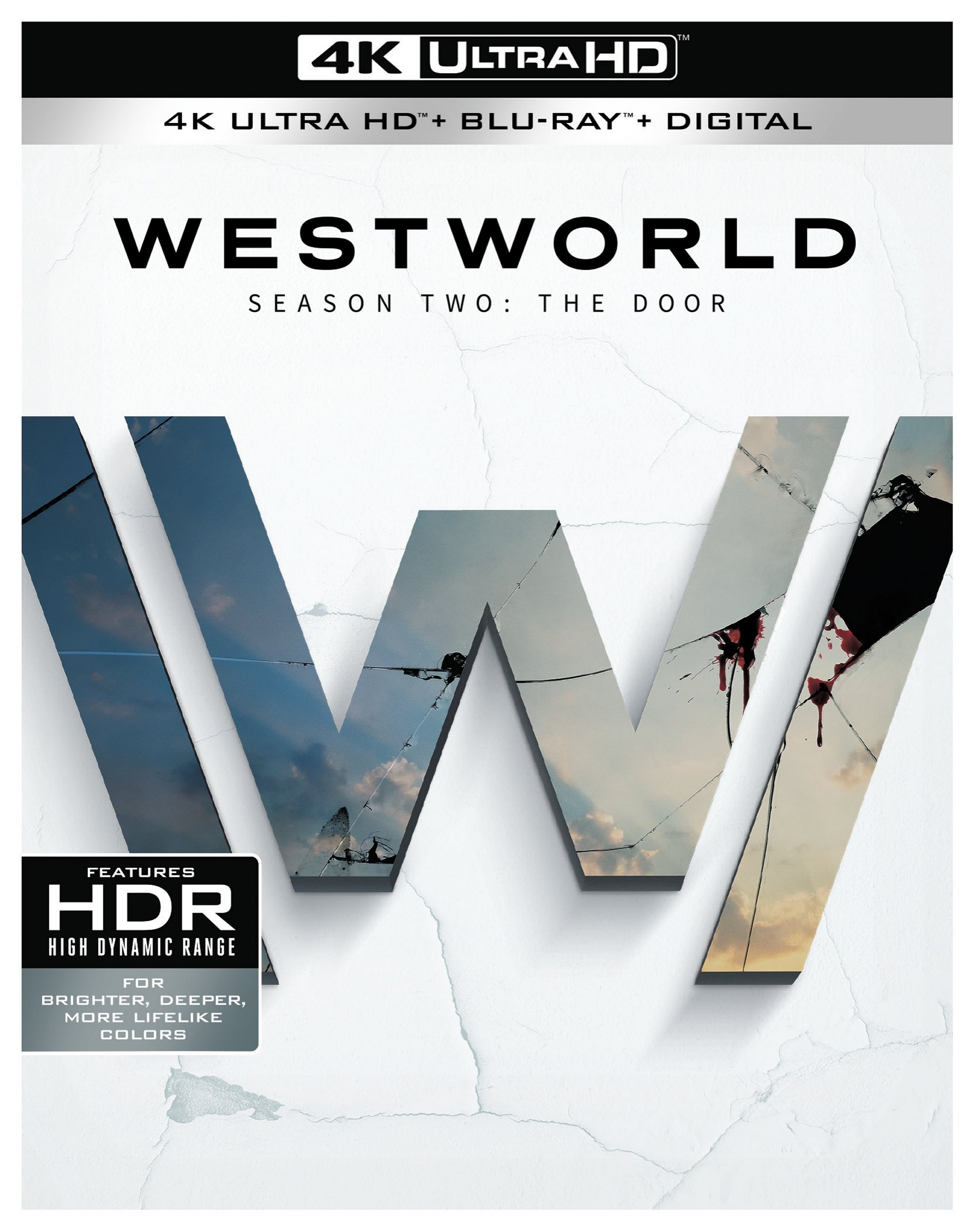 4K Blu-ray : Westworld: Season Two: The Door (With Blu-ray, Limited Edition, 4K Mastering)