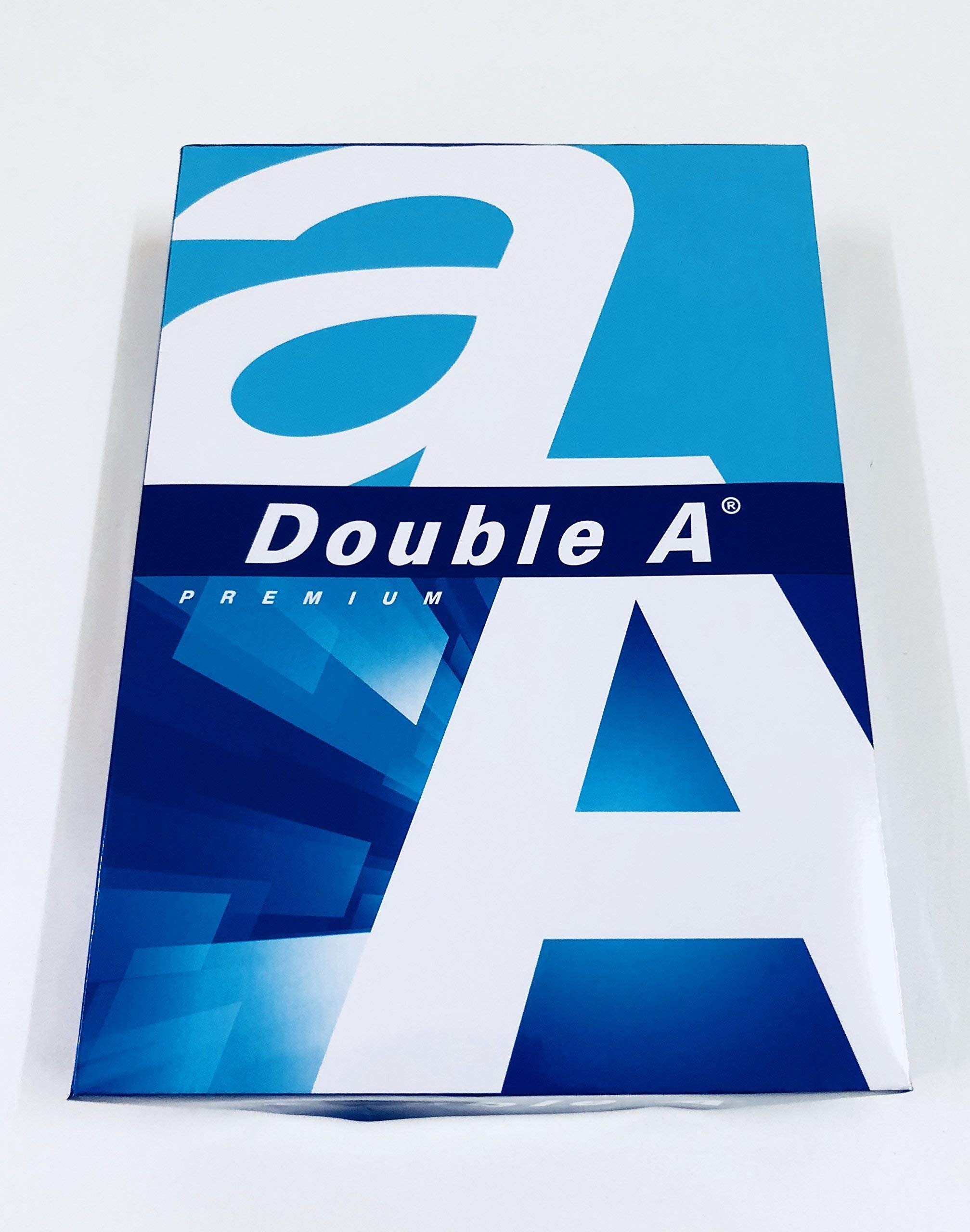 Double A Paper Papier A4500V. 80gr. Paper-White