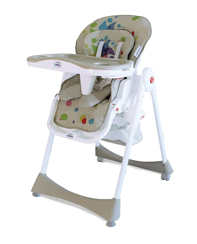 Multi-Color Asalvo Ellegant Windmill Design High Chair