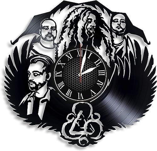 Coheed and Cambria Band Vinyl Wall Clock