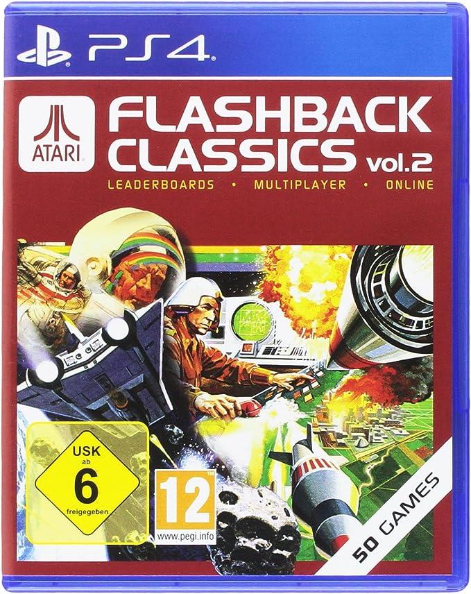 Atari Flashback Classics Vol. 2: Amazon.es: Videojuegos