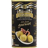Aceitunas rellenas de anchoa 150 g. La Explanada