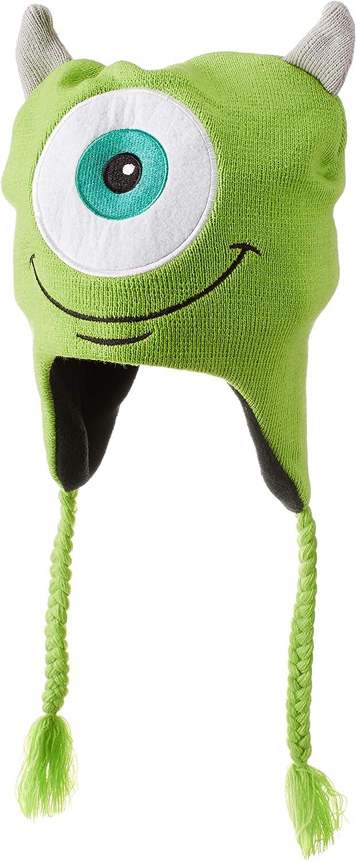 Amazon Com Disney Pixar Monsters University Inc Mike Wazowski Laplander Cap Hat Home Kitchen