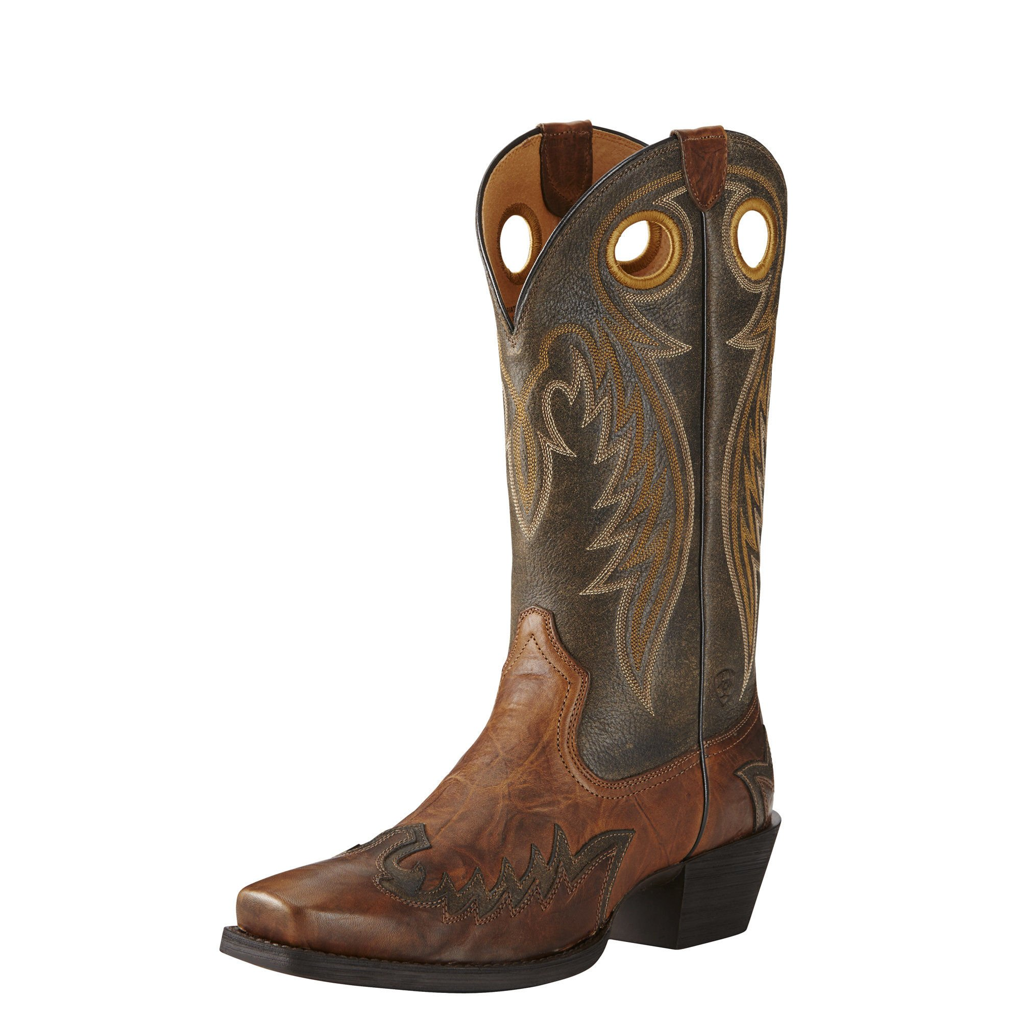 Ariat Mens Rival Performance 9.5 EE Barn Brown