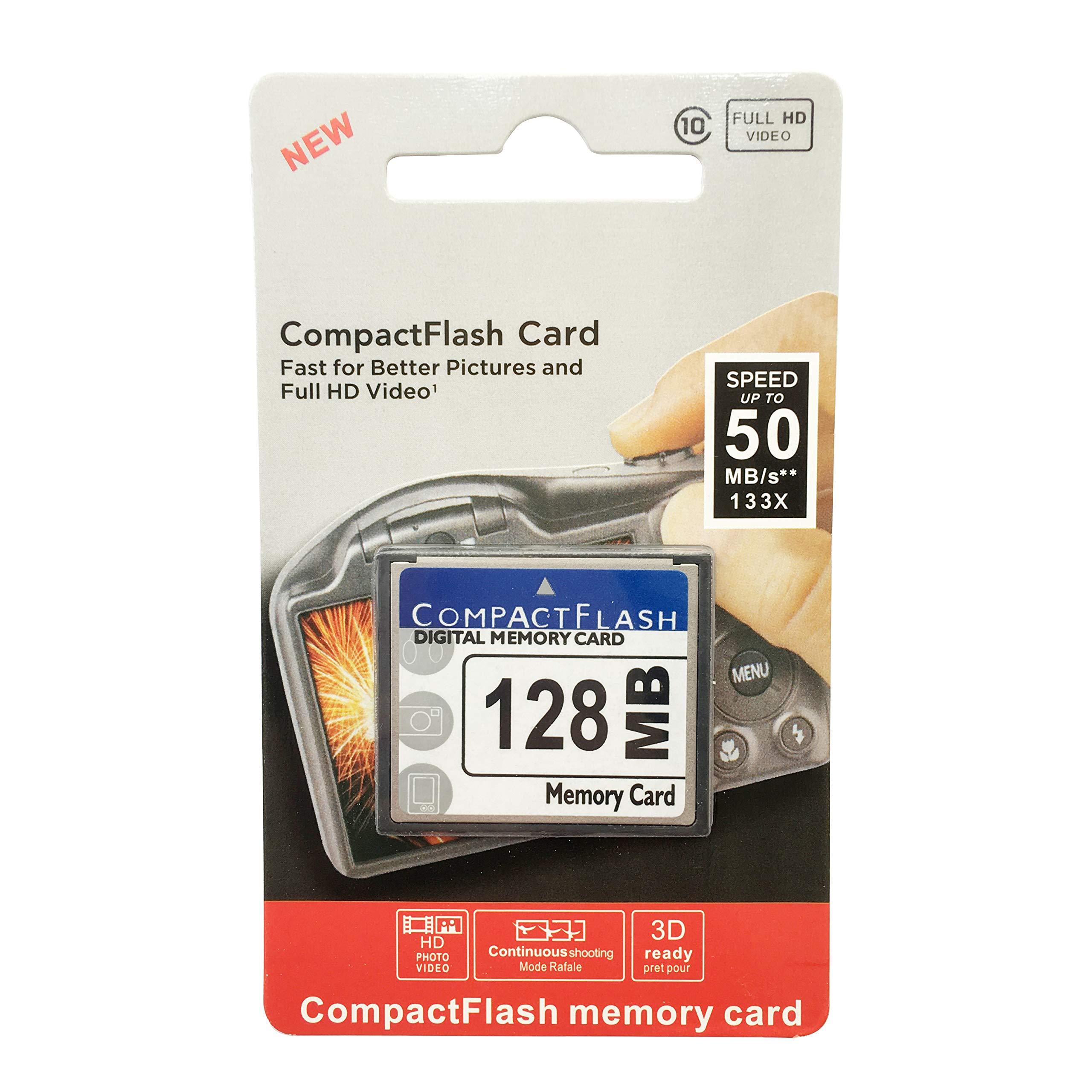 Bodawei Ogrinal Compact Flash Card Industrial Grade SLC Nand 128MB camera card 128mb