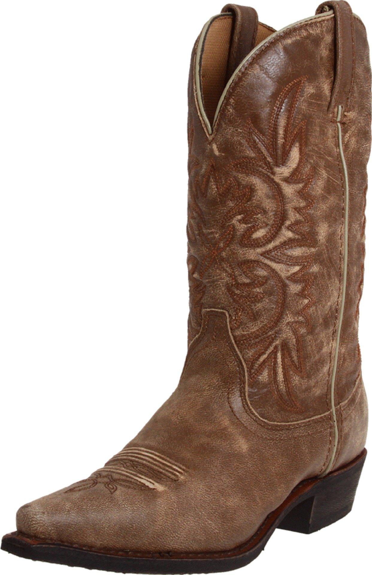 Dingo Women's Wyldwood Boot,Tan,9 M US