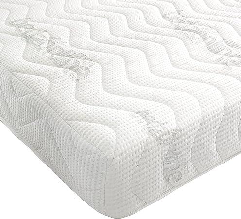 Ikea European Size 4ft Small Double 200x120cm Memory Foam Mattress All Standard Sizes Available By Bedzonline Amazon Fr Cuisine Maison