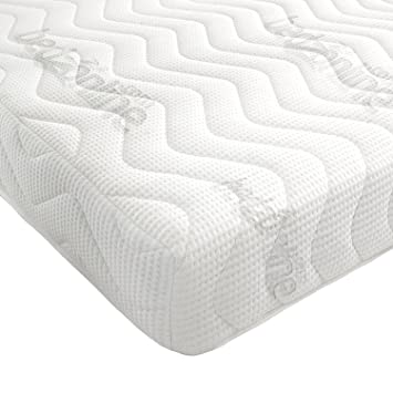 ikea european size 4ft small double 200x120cm memory foam mattress all standard sizes available