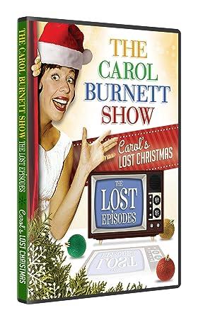 Amazon.com: The Carol Burnett Show: Carol's Lost Christmas (DVD ...