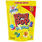 Ring Pop Individually Wrapped Variety Party Pack