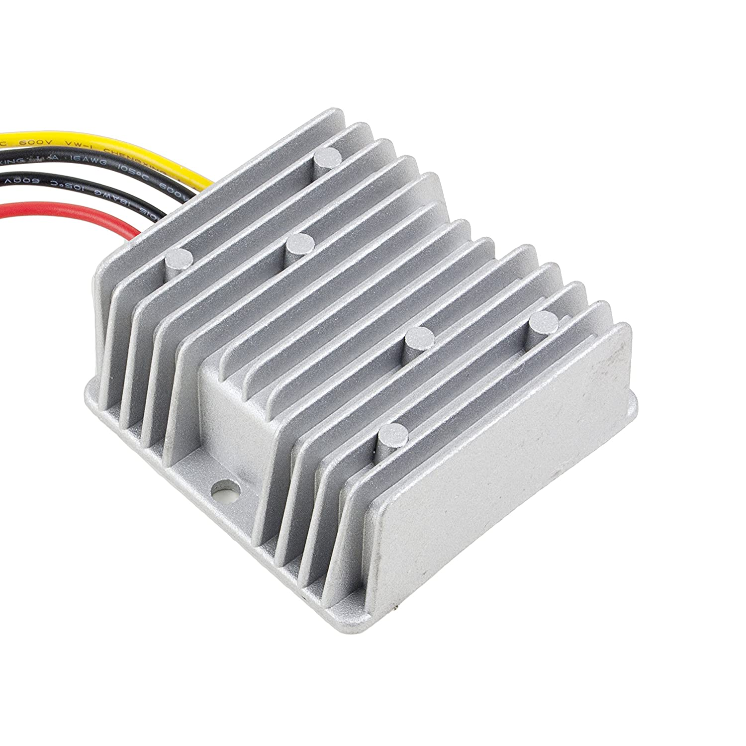 Uxcell Dc 48v Step Down To 12v 20a 240w Waterproof 36 Volt Fork Lift Battery Charger Wiring Diagram Car Power Supply Module Voltage Converter Regulator Transformer Home Audio Theater