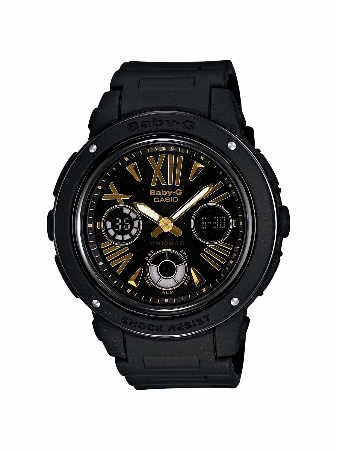 GUESS Men s Stainless Steel Crystal Dress Watch