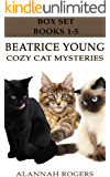 Beatrice Young Cozy Cat Mysteries (Box Set, Books 1-5)