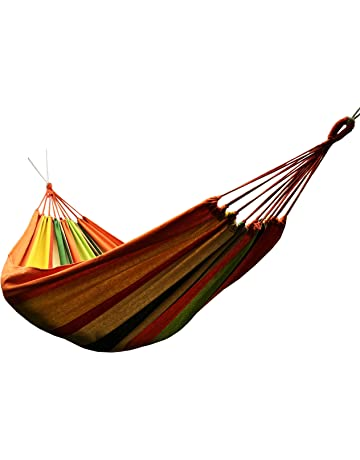 Sports & Entertainment Humorous 1pc Sleeping Hammock Hamaca Hamac Portable Garden Outdoor Camping Travel Furniture Mesh Hammock Swing Sleeping Bed Hot Selling Strong Packing