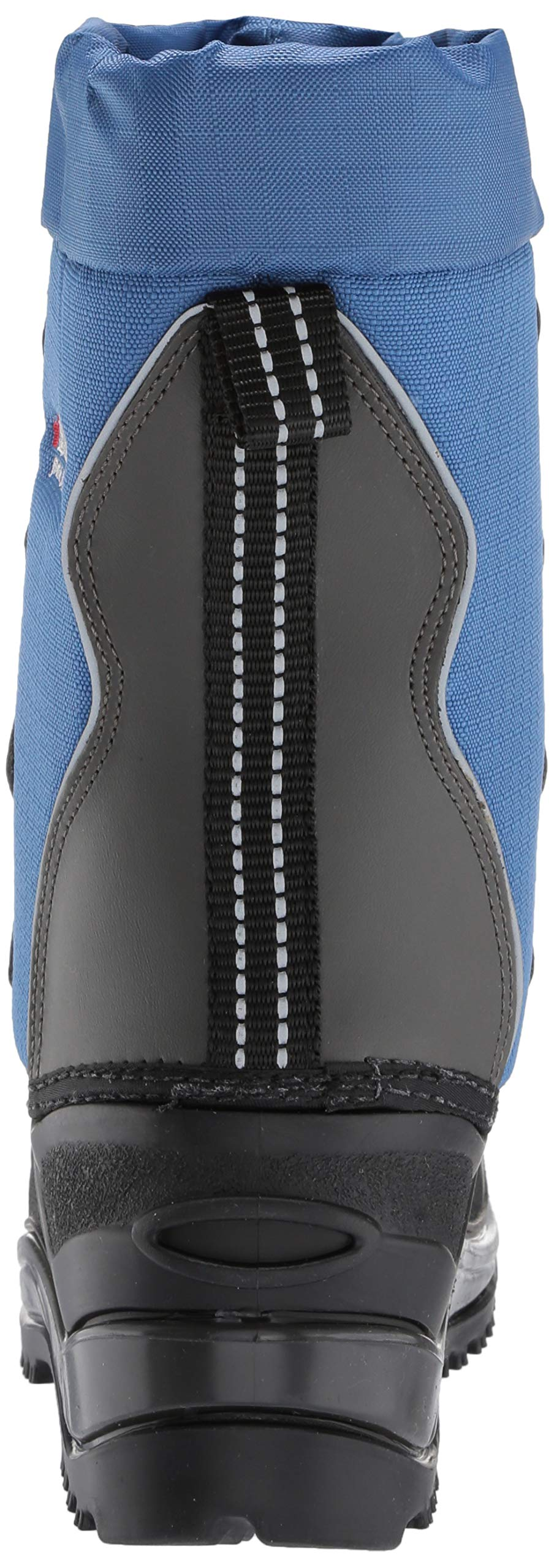 Baffin Unisex SNOWPACK Snow Boot, Blue, 2 Youth US Little Kid by Baffin (Image #2)
