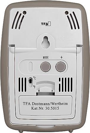 Term/ómetro Digital con Sensor Remoto TFA 30.3034.01