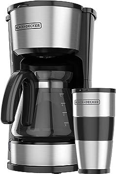 Estación de café 4 en 1 Black+Decker negro, CM0755S-MX