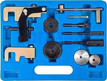 JOMAFA - Calado de distribución compatible con Renault, Opel y Nissan clio, megane, Scenic, Qashqai, micra: Amazon.es: Bricolaje y herramientas