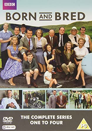 Amazon com: Born and Bred - Complete Series 1-4 [DVD]: James