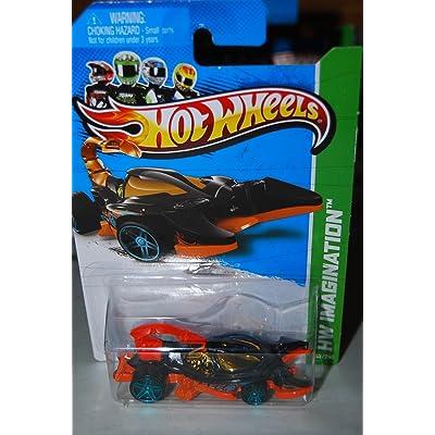 Hot Wheels 2013 HW Imagination SCORPEDO #52: Toys & Games