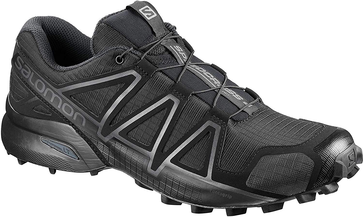 SALOMON Speedcross 4 Wide Forces Noir
