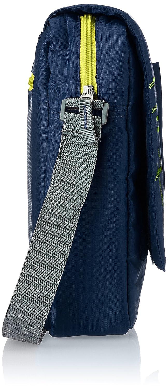 Skybags Nylon Blue Messenger Bag (Blue) (ENURBBLU)  Amazon.in  Bags ... a538faef72f8d