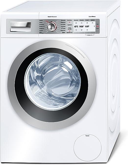 Bosch WAY2874D - Lavadora (A+++-30%, 0.77 kWh, 46 L, TFT, 600 mm ...