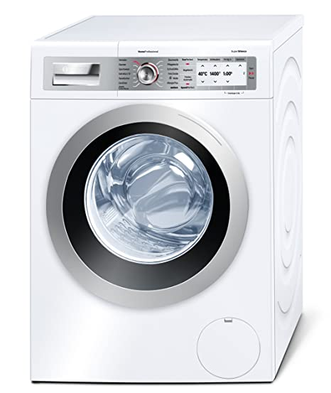 Bosch WAY2874D - Lavadora (A+++-30%, 0.77 kWh, 46 L, TFT ...