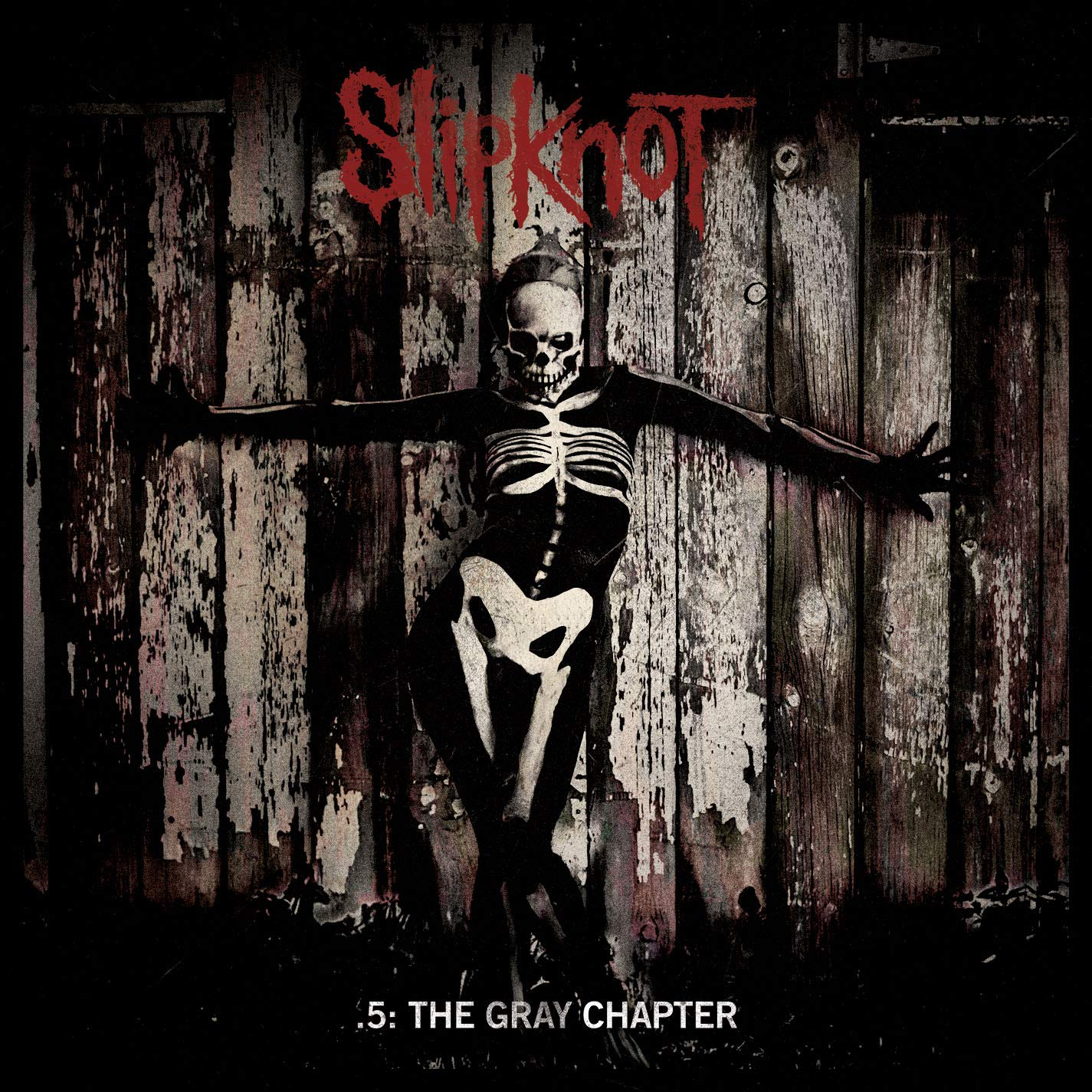 .5: The Gray Chapter (Deluxe Edition)(2CD)(Explicit) by Roadrunner