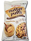 popchips Nutter Puffs- Puffed Snack with Real Peanut Butter