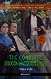 Émile Zola: The Complete Rougon-Macquart Cycle (The Greatest Writers of All Time Book 33) (English Edition)