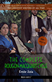 Émile Zola: The Complete Rougon-Macquart Cycle (The Greatest Writers of All Time)