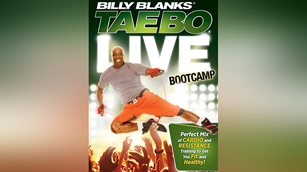 Billy Blanks: Tae Bo Bootcamp LIVE