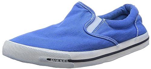Diesel Sub-Ways Esnórquel Azul Zapatillas de Hombre Zapatillas Low Zapatos - Esnórquel Azul, 44 EU: Amazon.es: Zapatos y complementos