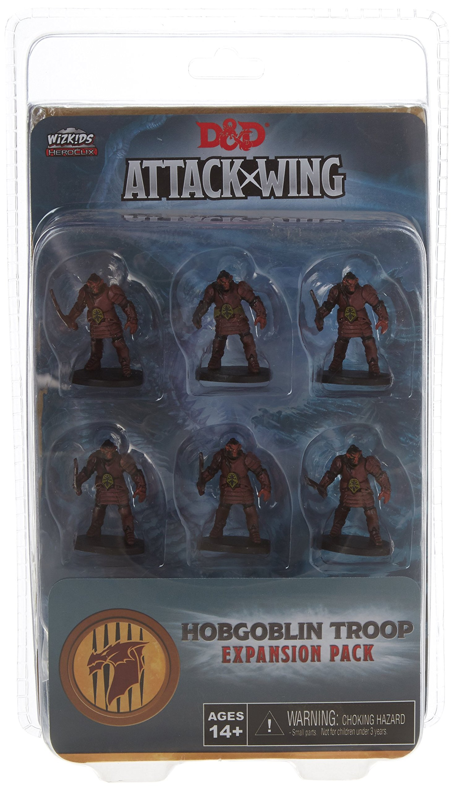 D&D Attack Wing: Wave One - Hobgoblin Troop Expansion Pack by WizKids