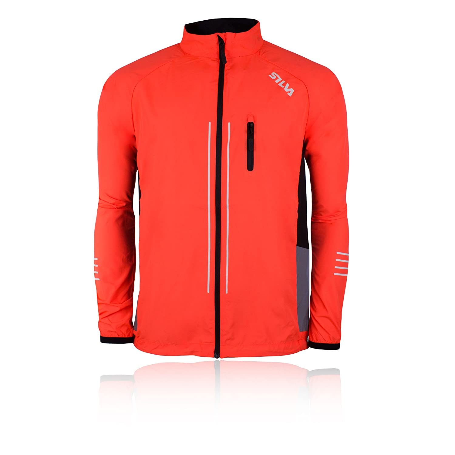 Silva Perform Reflective Running Jacket