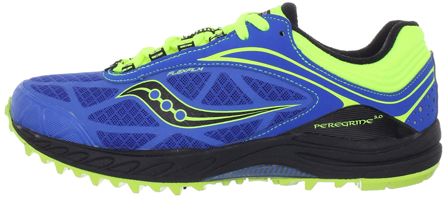 92f073a5 Saucony Men's Peregrine 3 Trail Running Shoe