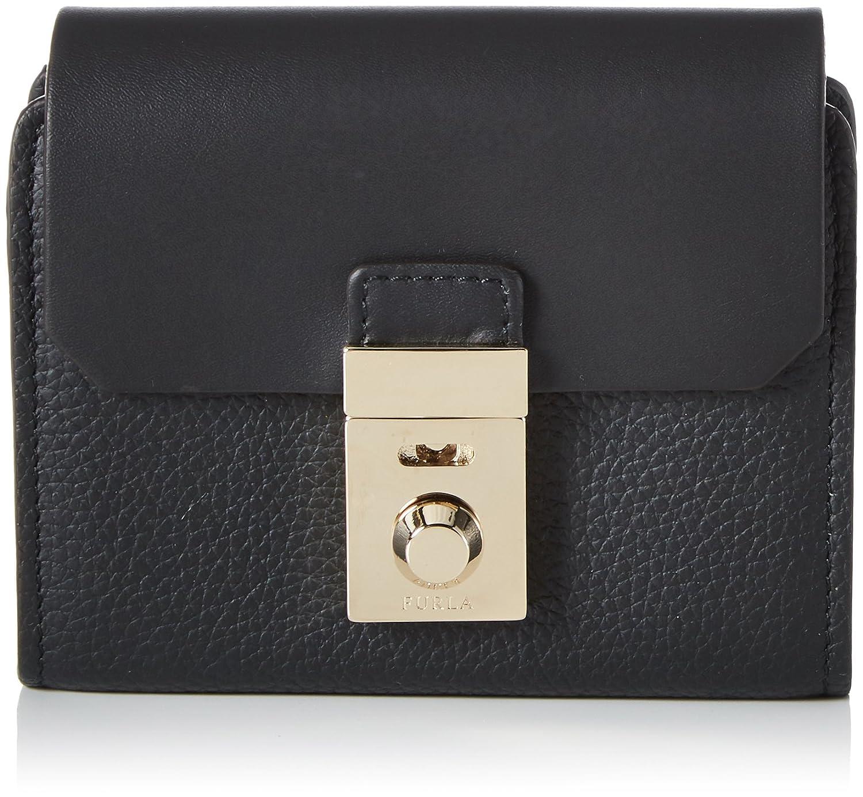 Furla - Milano S Bifold, Carteras Mujer, Braun (Sabbia B), 1x8x12 cm (B x H T): Amazon.es: Zapatos y complementos