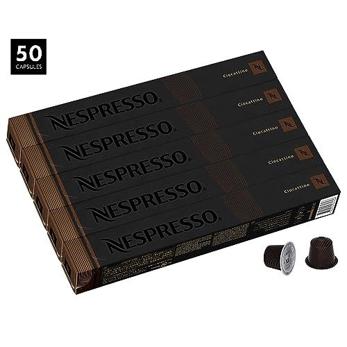 Nespresso-Ciocattino-Capsules