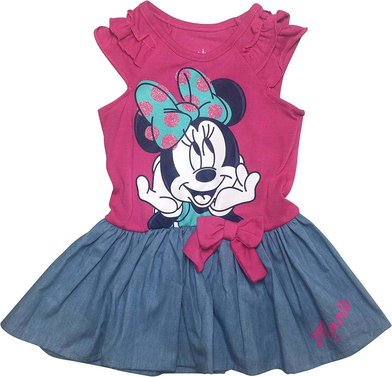 Mouse Knit Girls Dress