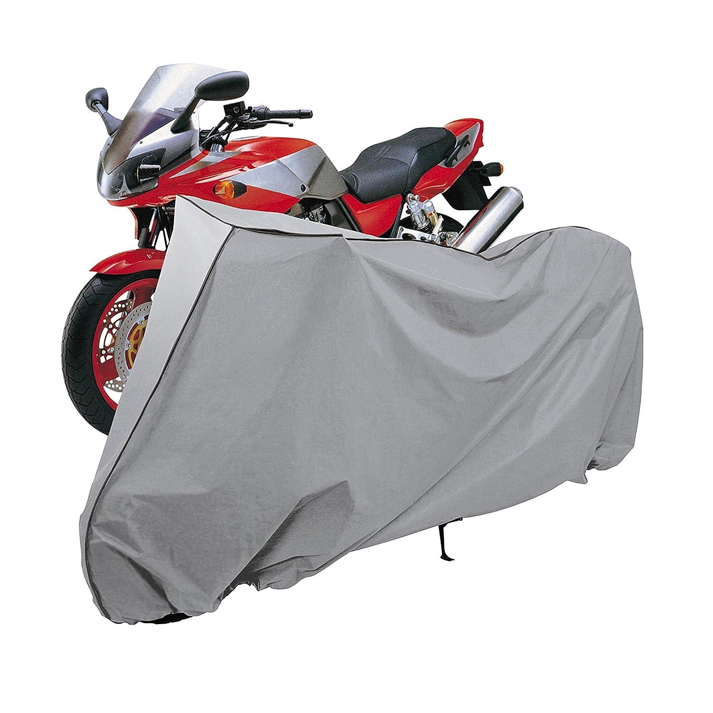 Rayen 6379.50 - Funda de PVA para motos, 140 x 136 x 78 centí metros, color gris 140 x 136 x 78 centímetros