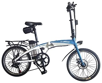 Bicicleta plegable helliot