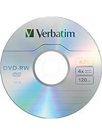 Dvd Rw Discs Amazon Com
