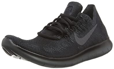1be00804536b9 Nike Mens Free Rn Flyknit 2017 Low Top Lace Up Trail