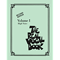 The Real Vocal Book - Volume I Songbook: High Voice