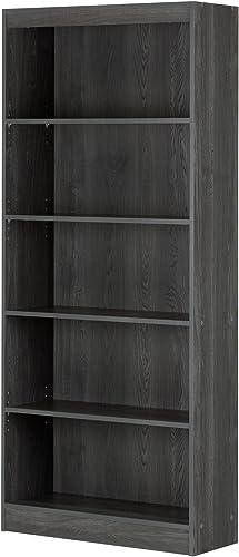South Shore Axess 5-Shelf Bookcase