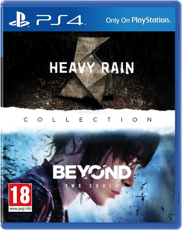 Beyond Two Souls + Heavy Rain PS4